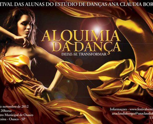 Alquimia da Dança - Festival das Alunas do Estúdio Ana Claudia Borges