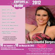 Cursos de Verão 2012