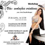 Workshop - Véu: evoluções criativas